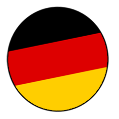 Icon for deutsch homepage